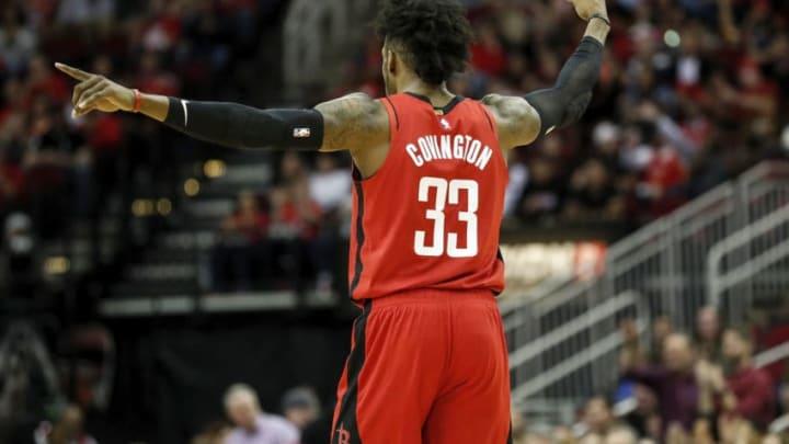 Houston Rockets Robert Covington (Photo by Tim Warner/Getty Images)