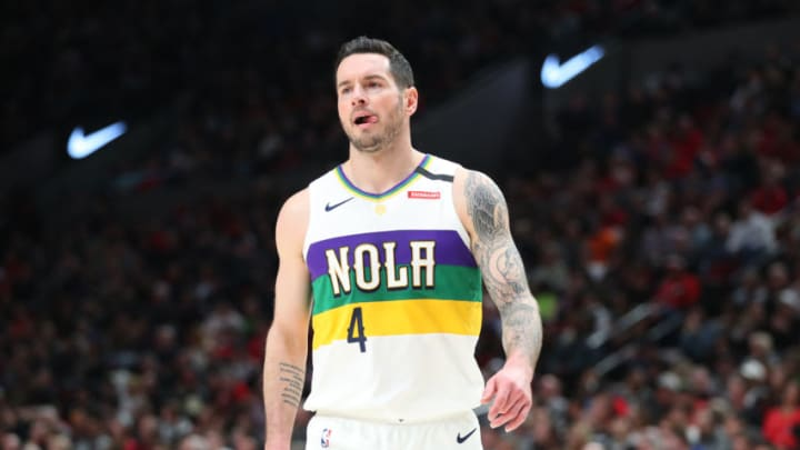 JJ Redick (Photo by Abbie Parr/Getty Images)