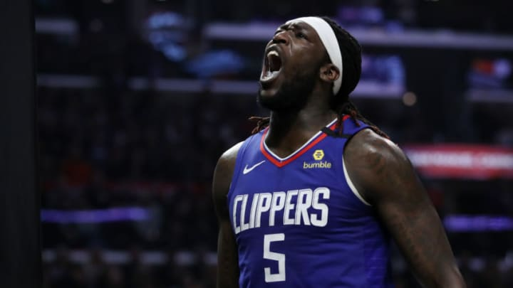 LA Clippers Montrezl Harrell (Photo by Katelyn Mulcahy/Getty Images)