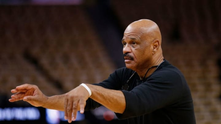 Houston Rockets John Lucas (Photo by Lachlan Cunningham/Getty Images)
