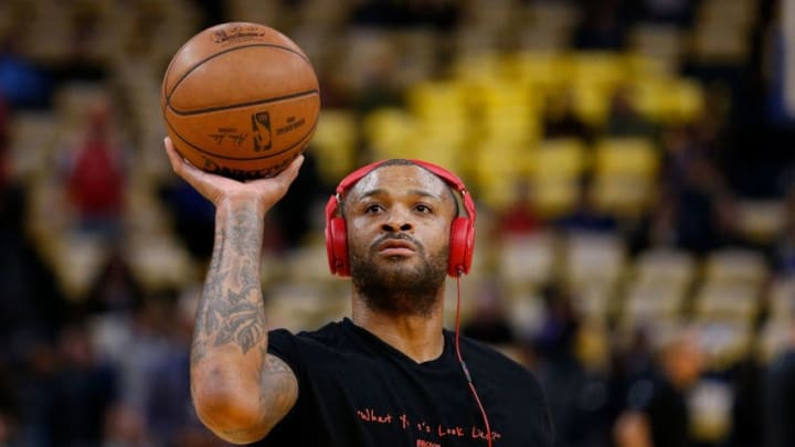 Houston Rockets P.J. Tucker (Photo by Lachlan Cunningham/Getty Images)