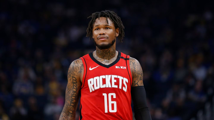 Houston Rockets Ben McLemore (Photo by Lachlan Cunningham/Getty Images)