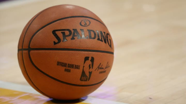 NBA basketball (Photo by Katelyn Mulcahy/Getty Images)