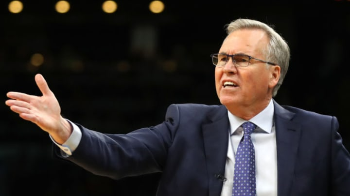 Houston Rockets Mike D'Antoni (Photo by Maddie Meyer/Getty Images)
