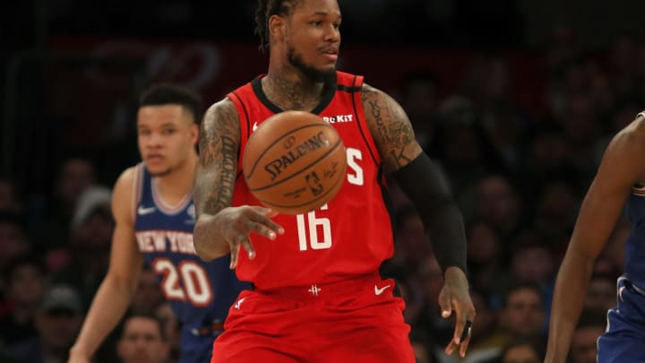 Houston Rockets Ben McLemore (Photo by Jim McIsaac/Getty Images)
