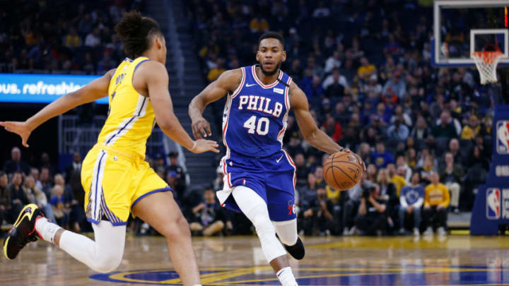 Glenn Robinson III #40 of the Philadelphia 76ers (Photo by Lachlan Cunningham/Getty Images)