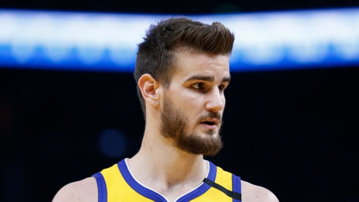 Dragan Bender #10 of the Golden State Warriors (Photo by Lachlan Cunningham/Getty Images)