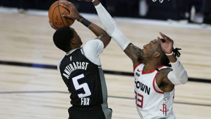 Houston Rockets Robert Covington (Photo by Ashley Landis-Pool/Getty Images)