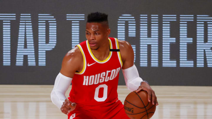 Houston Rockets Russell Westbrook (Photo by Kevin C. Cox/Getty Images)
