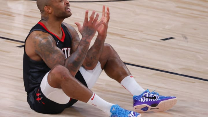 Houston Rockets P.J. Tucker (Photo by Kevin C. Cox/Getty Images)