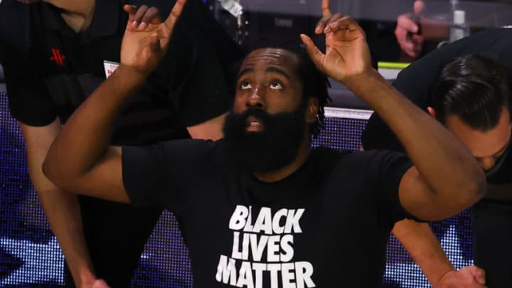 Houston Rockets James Harden (Photo by Kevin C. Cox/Getty Images)