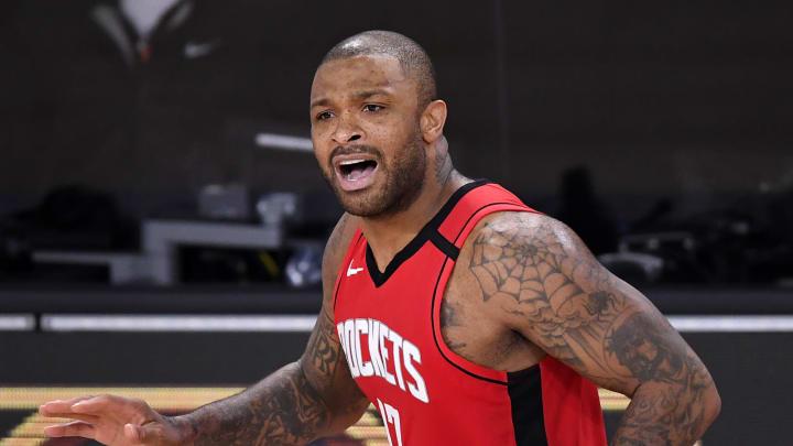 Houston Rockets P.J. Tucker (Photo by Douglas P. DeFelice/Getty Images)