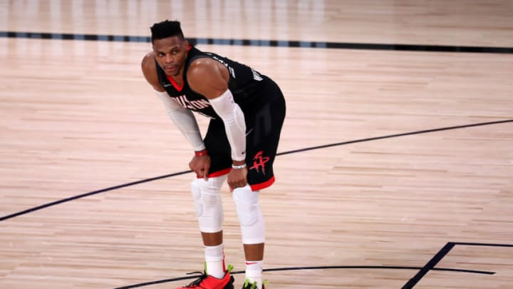 Houston Rockets Russell Westbrook (Photo by Michael Reaves/Getty Images)