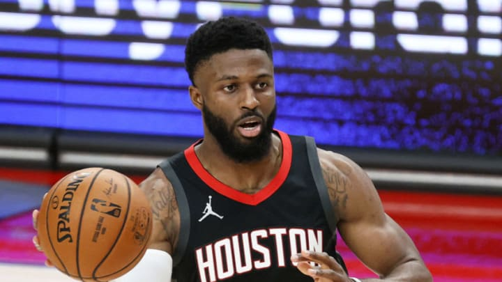 David Nwaba #2 of the Houston Rockets (Photo by Steph Chambers/Getty Images)