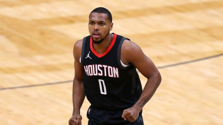 Sterling Brown #0 of the Houston Rockets (Photo by Jonathan Bachman/Getty Images)