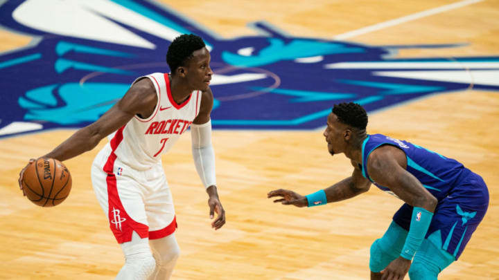 Victor Oladipo #7 of the Houston Rockets (Photo by Jacob Kupferman/Getty Images)
