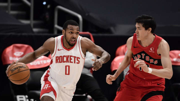 Sterling Brown #0 of the Houston Rockets (Photo by Douglas P. DeFelice/Getty Images)