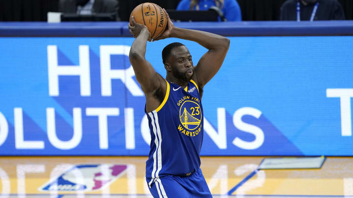 Draymond Green #23 of the Golden State Warriors (Photo by Thearon W. Henderson/Getty Images)