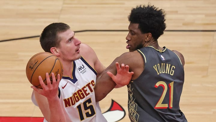 Nikola Jokic #15 of the Denver Nuggets (Photo by Jonathan Daniel/Getty Images)