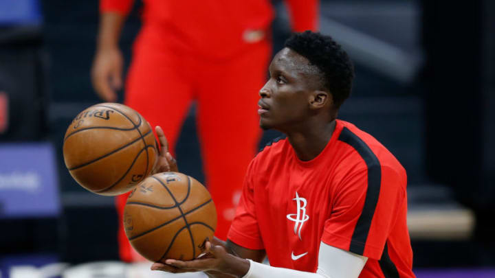 Victor Oladipo #7 of the Houston Rockets (Photo by Lachlan Cunningham/Getty Images)