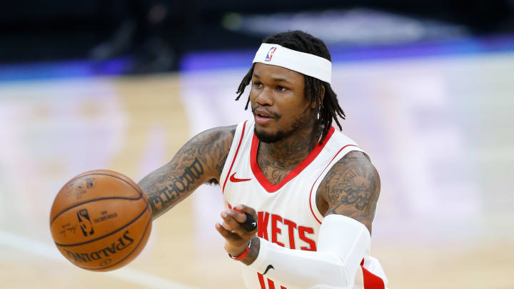 Ben McLemore #16 of the Houston Rockets (Photo by Lachlan Cunningham/Getty Images)