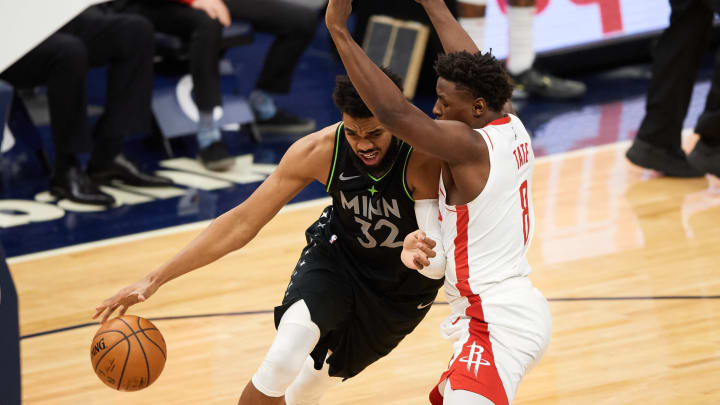 Jae'Sean Tate #8 of the Houston Rockets (Photo by Hannah Foslien/Getty Images)