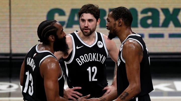 Houston Rockets, Brooklyn Nets