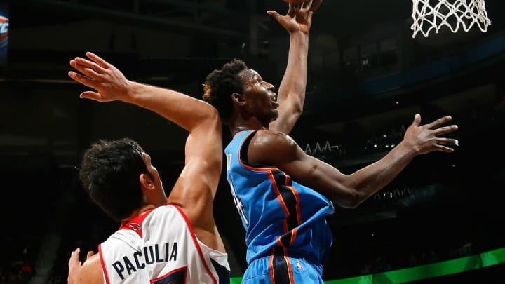 Hasheem Thabeet (Photo by Kevin C. Cox/Getty Images)