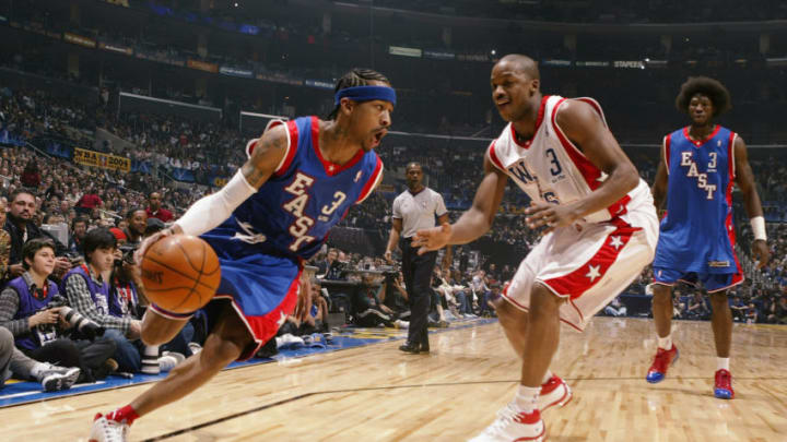 Allen Iverson (Photo by Jeff Gross/Getty Images)