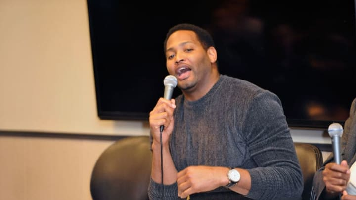 Robert Horry (Photo by Michael Tullberg/Getty Images)