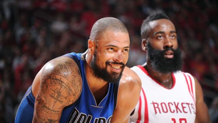 Houston Rockets Tyson Chandler (Photo by Bill Baptist/NBAE via Getty Images)