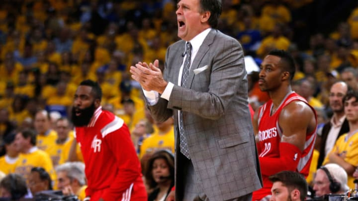 Houston Rockets Kevin McHale (Photo by Ezra Shaw/Getty Images)