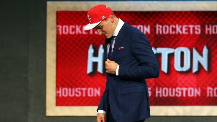Sam Dekker of the Houston Rockets (Photo by Elsa/Getty Images)