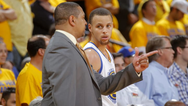 Golden State Warriors Mark Jackson (Photo by Rocky Widner/NBAE via Getty Images)