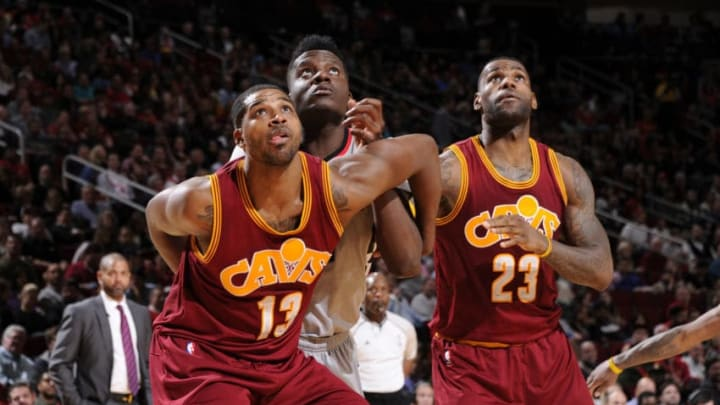 Cleveland Cavaliers Tristan Thompson (Photo by Bill Baptist/NBAE via Getty Images)