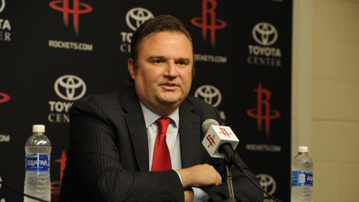 Houston Rockets GM Daryl Morey (Photo by Bill Baptist/NBAE via Getty Images)