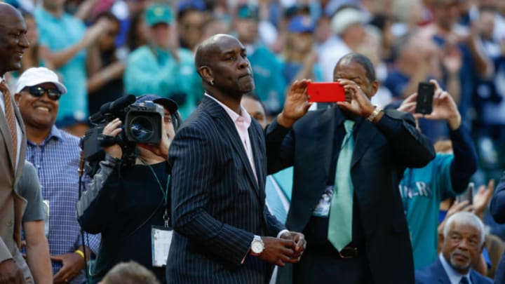 Former Seattle SuperSonics great Gary Payton (Photo by Otto Greule Jr/Getty Images)