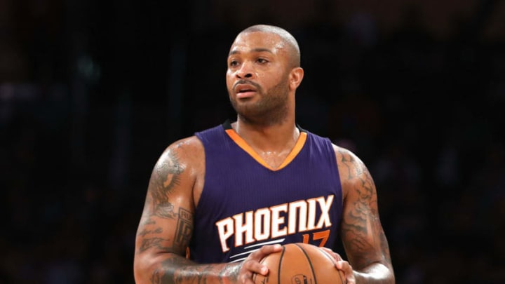P.J. Tucker (Photo by Victor Decolongon/Getty Images)