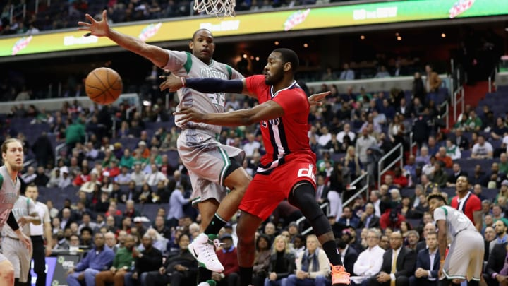 John Wall of the Washington Wizards (Photo by Rob Carr/Getty Images)