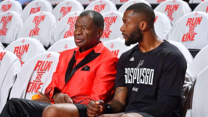 San Antonio Spurs Jonathon Simmons (Photo by Jesse D. Garrabrant/NBAE via Getty Images)