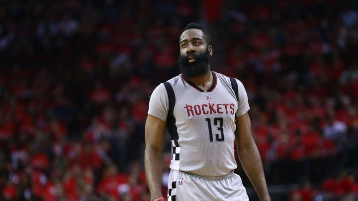 James Harden #13 (Photo by Ronald Martinez/Getty Images)