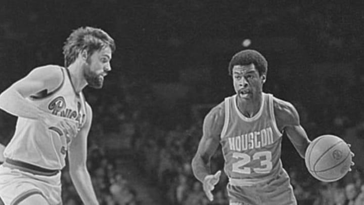 Houston Rockets Calvin Murphy (Photo by Ronald C. Modra/ Getty Images)