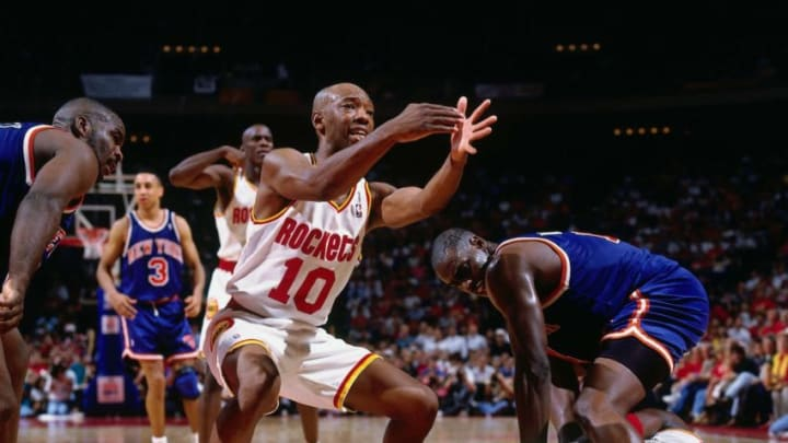 Houston Rockets Sam Cassell (Photo by Nathaniel S. Butler/NBAE via Getty Images)