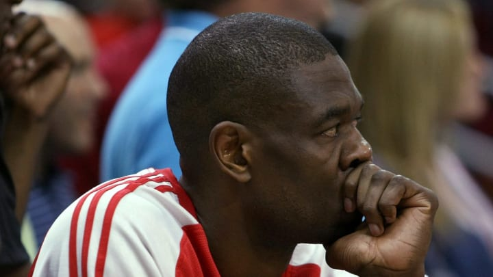 Dikembe Mutombo (Photo by Stephen Dunn/Getty Images)