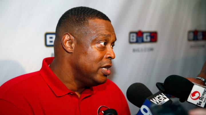 Coach Rick Mahorn of Trilogy (Photo by Michael Hickey/BIG3/Getty Images)
