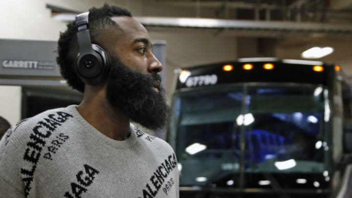 Houston Rockets James Harden (Photo by Ronald Cortes/Getty Images)