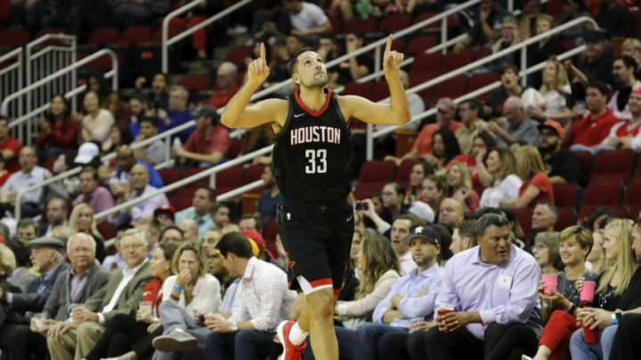 Houston Rockets Ryan Anderson (Photo by Tim Warner/Getty Images)