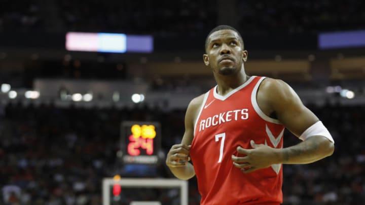 Houston Rockets Joe Johnson (Photo by Tim Warner/Getty Images)