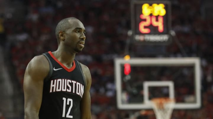 Houston Rockets Luc Mbah a Moute (Photo by Tim Warner/Getty Images)
