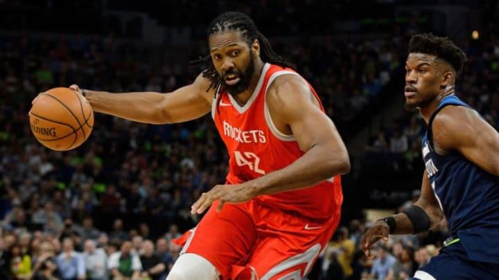 Houston Rockets Nene Hilario (Photo by Hannah Foslien/Getty Images)